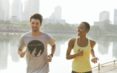 Find en partner, du kan dele din aktive livsstil med