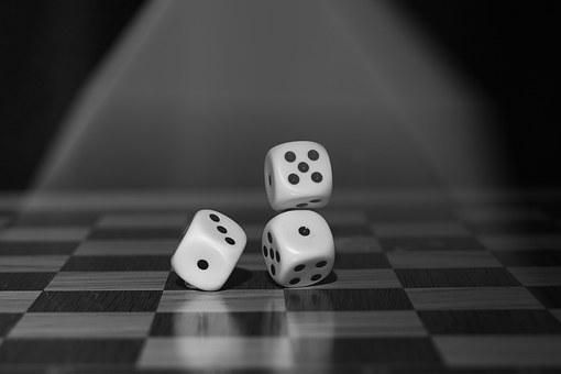 Terninger til gambling