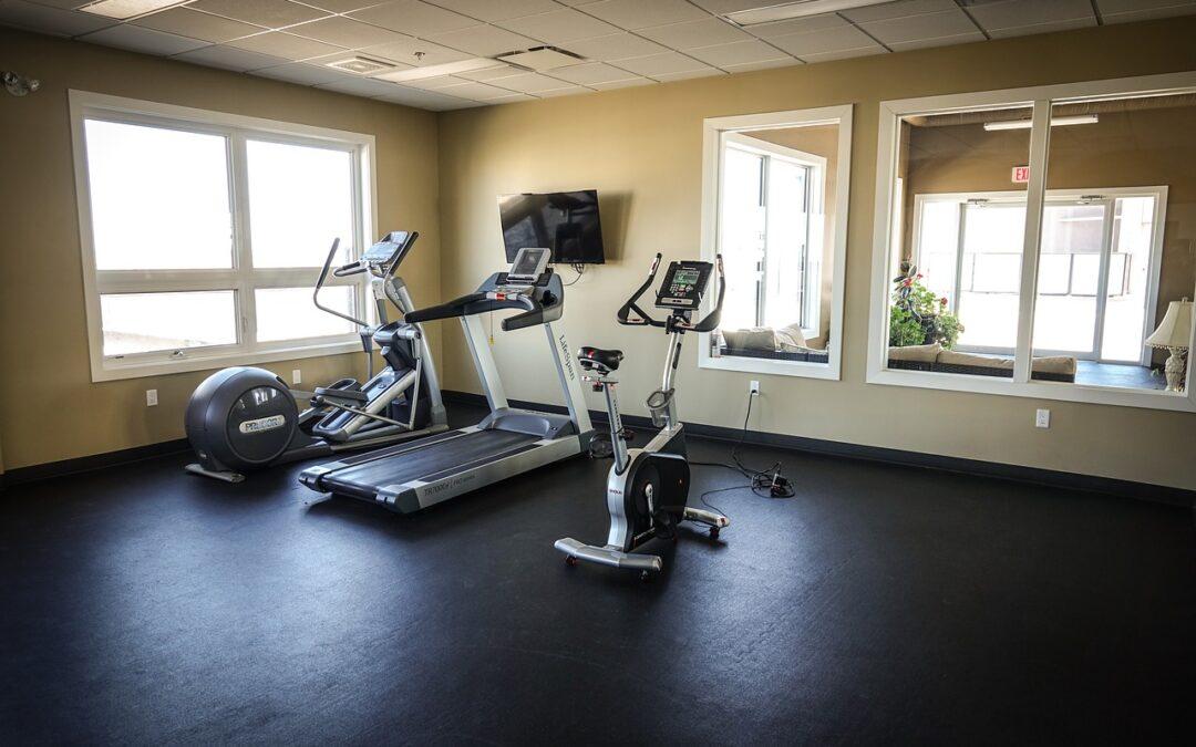 Lån penge til træningsmaskiner