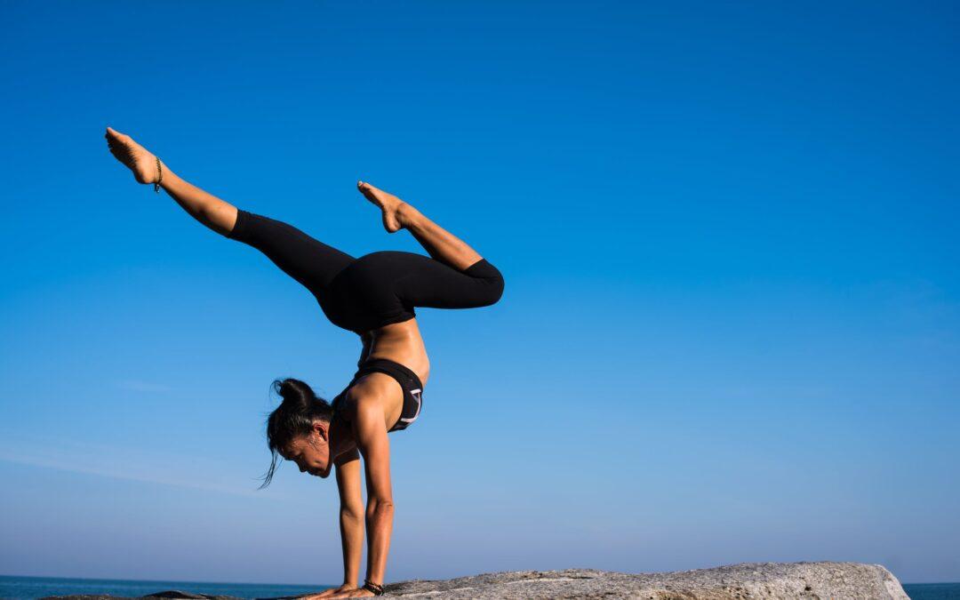 yogastilling