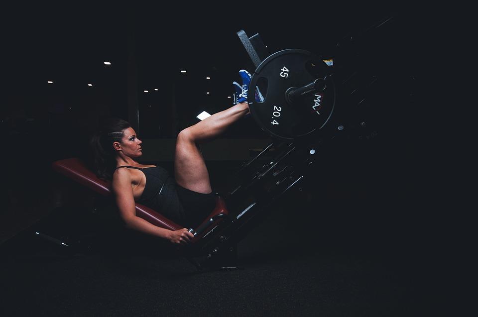 Traening i fitness