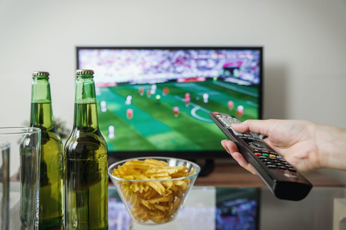 Sport på fjernsyn