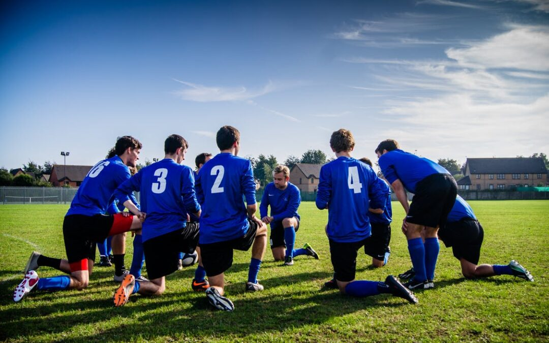 Sådan kan sport samle jer som venner