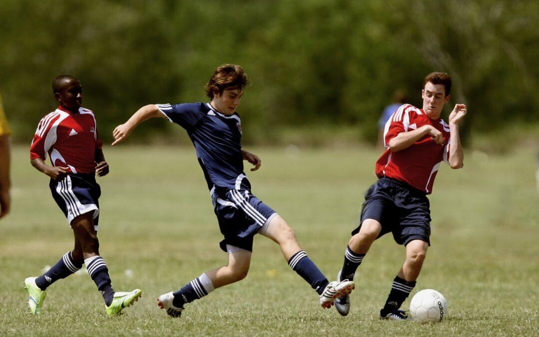 Fodboldspilleres cardio-niveau