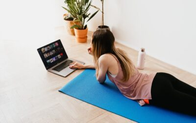 Sådan får du en god omgang træning derhjemme