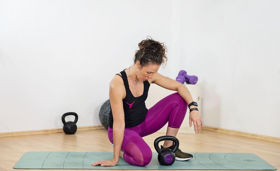 Træning derhjemme med videoer og musik